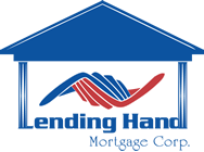Lending Hand Mortgage Logo